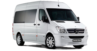 аренда Mercedes-Benz Sprinter с водителем